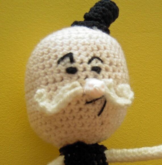 Crochet Pops from The Regular Show