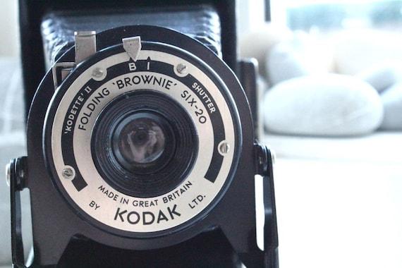Kodak Brownie Folding Six-20 Kodette II
