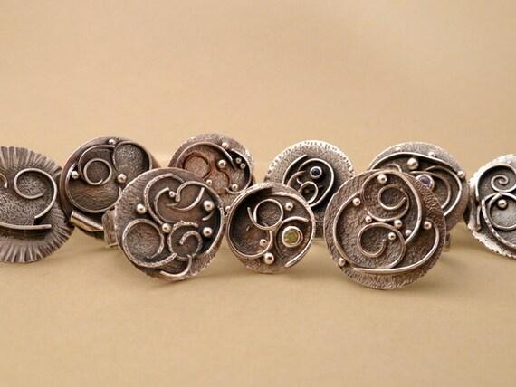 Transformations - Custom Sterling Ring - Deposit
