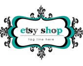 Premade 12 Piece Etsy Shop Set - Rebel