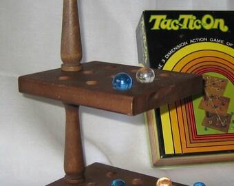 Rare Vintage Tac-Tic-On 1970 3D game
