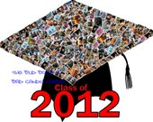 Personalized Photo Collage for Graduation, Mickey, New Years 2013 - Hearts, Word Collage, Symbols and More