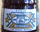 unopened National Finals Rodeo Coke