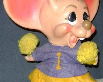 1970 USPO mouse mascot bank by Roy Dez