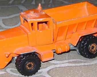 "vintage 80""s Hot Wheels Osh Kosh Dump truck"