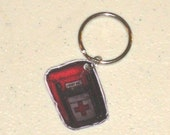Left for Dead Health Pack Keychain