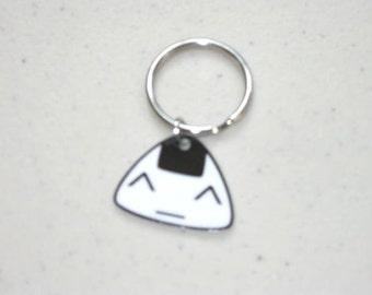 Super Kawaii Onigiri - Keychain, Charm, Necklace, Earrings
