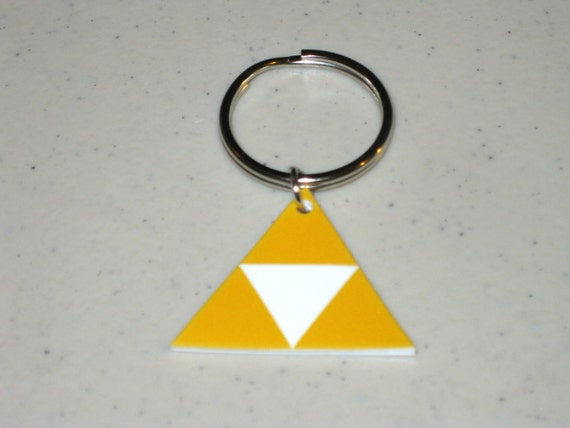 Triforce - Legend of Zelda Keychain