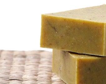 Coconut Lemongrass - Handmade Vegan Soap