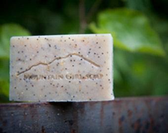 Garden Grit Soap - Handmade Vegan Soap