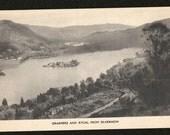Grasmere, Lake District - Vintage English Postcard 1949 - Used