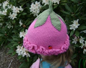 pixie flower hat