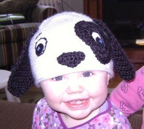 patches the puppy hat