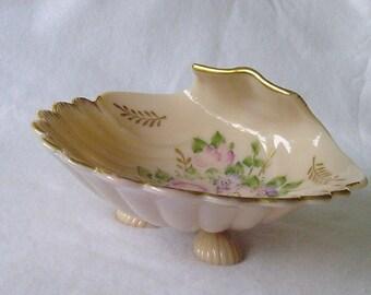 Seashell Pink Vanity Dresser Tray and Very Vintage