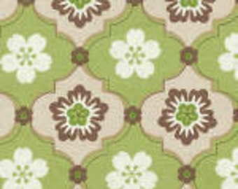"Maywood Studio Fabric ""Back Porch Bouquet"" 1 Yard"