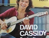 David Cassidy featured on the Cover of Life Magazine 1971