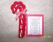 Special Listing for Gayle Candy Cane Cover