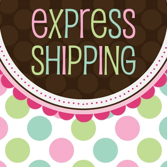 USPS Priority Express Shipping