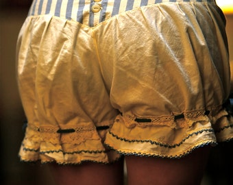 victorian, bloomers, knickers women