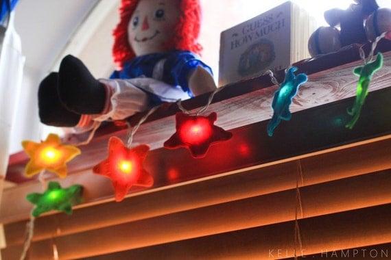 String Lights Kids Room Night Light toddler gift Baby