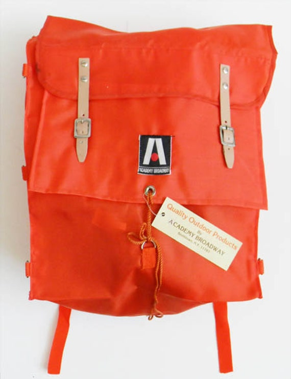 Vintage 1970s Yucca Pack Backpack with Original Packaging