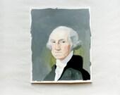 George Washington - original painting