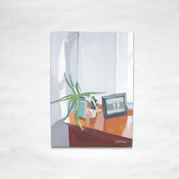 Dresser 2 - Original Painting