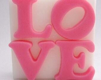 L.O.V.E Soap