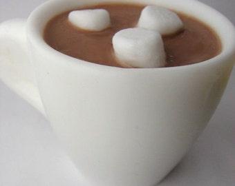 Mug of Hot Chocolate Soap