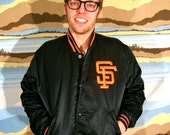 90s San Francisco Giants Starter Jacket. Super fresh.