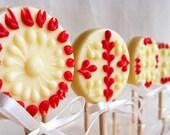 40% OFF ZUKR Snowdrop Lollipops