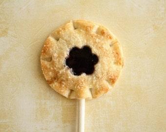 Blueberry Pie Pops (12) Gift Set