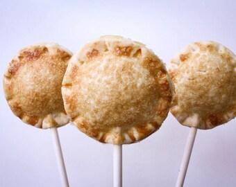 Creme Brulee Pie Pops (12) Gift Set