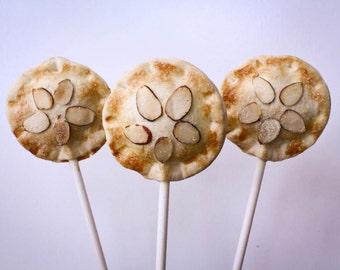 Pumpkin Cheesecake Pie Pops (12) Gift Set