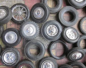 Vintage Tires and Wheels