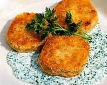 Traditional Scottish Salmon Fish Cakes Recipe