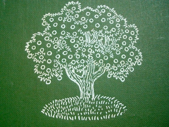 The Little Apple Tree: A Story of the Seasons by Dolli Tingle, 1968