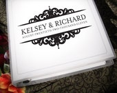 Wedding Planning Binder with Customized Eclectic Logo 2
