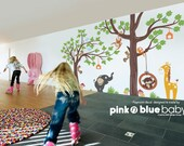 Kids Wall Decal, Play Room Decal : -  Our ORIGINAL PLAYROOM Nursery Kids Removable Wall Vinyl Decal - All Kids love this