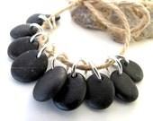 Beach Pebble Supplies - TINIE MINIE by StoneAlone - River Rocks, Beach Stone Supplies