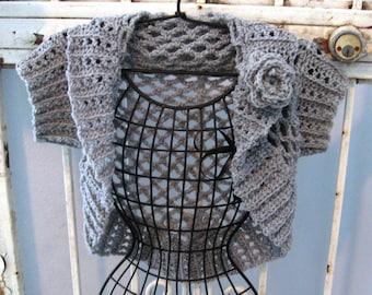 Easygoing Ellie Shrug HM123 Women or Teens Cardigan Bolero Sweater weddings juniors womens and plus size