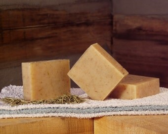 Lemongrass Herbal Soap