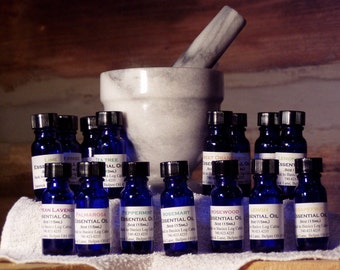Sandalwood Essential Oil-Private Listing for PlumePoppyDesigns