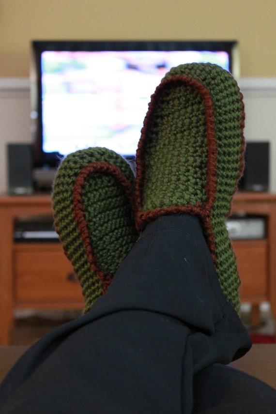 Men's Loafer Style House Slipper