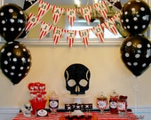 Lil' Pirates Collection - PRINTABLE PARTY PACKAGE by Itsy Belle
