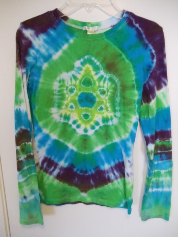 50% OFF SALE - Star of David Tie Dye - One of a Kind