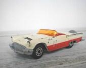 Vintage Matchbox T Bird Thunderbird projectt eclectict helloteam tbteam
