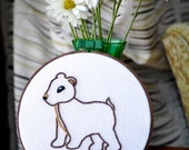 Embroidered Woodland Friend - Cub