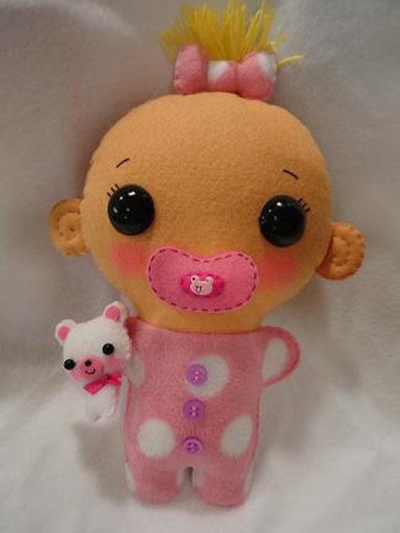 Reserved listing for kawaii baby girl