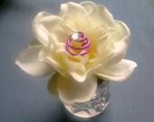 Set of 5-Crystal Flower Picks-WeddingBouquets-DIY Bride-Wreaths
